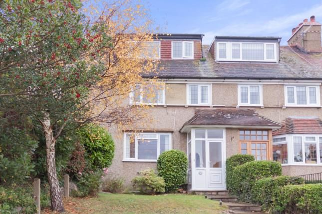 Thumbnail Terraced house for sale in Little Twitten, Bexhill-On-Sea, East Sussex