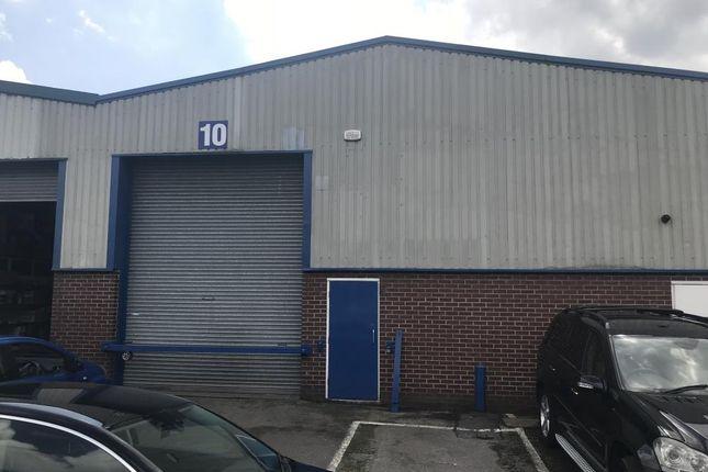 Thumbnail Industrial to let in Unit 10, Swinton Hall Industrial Estate, Swinton