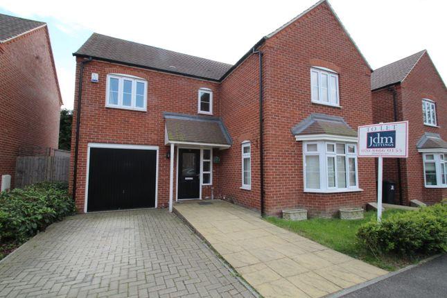 Thumbnail Detached house to rent in Waratah Drive, Chislehurst