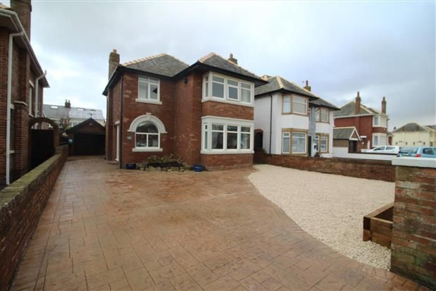 Thumbnail Property for sale in Clifton Drive, Blackpool