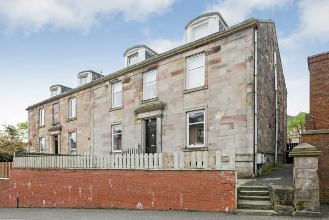 Thumbnail Flat for sale in Orangefield Place, Greenock, Inverclyde