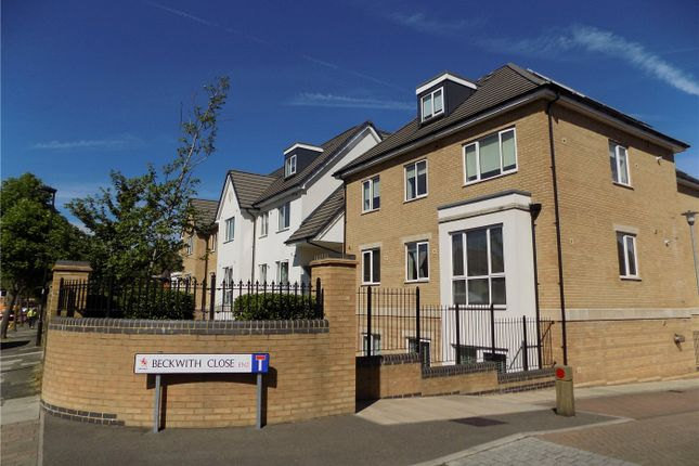 Thumbnail Flat for sale in Sporton Court, Drapers Road, Enfield