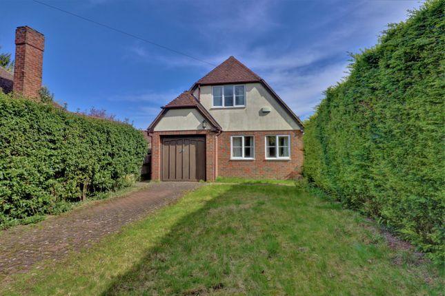 Thumbnail Detached house for sale in Park Street, Princes Risborough, Buckinghamshire