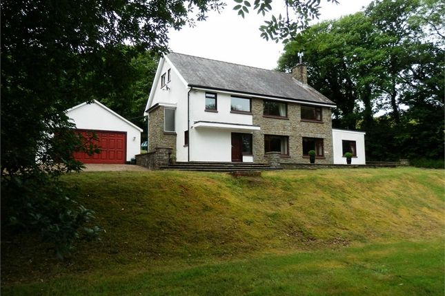 Thumbnail Detached house for sale in Gilfachrheda, New Quay, Ceredigion