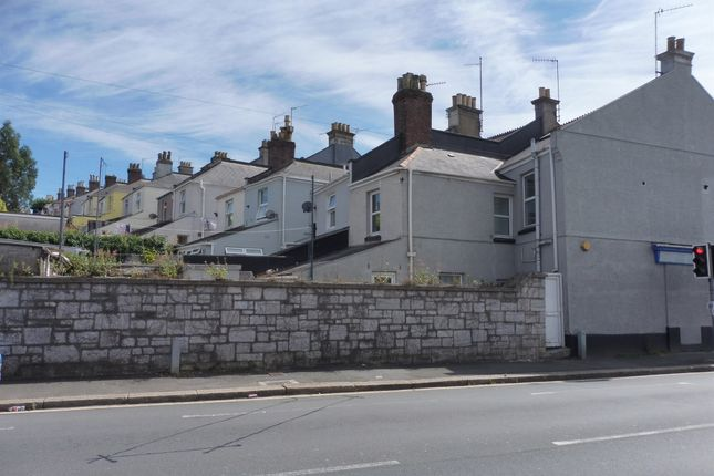 Thumbnail Land for sale in Ford Hill, Stoke, Plymouth