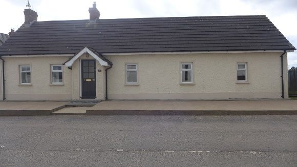 Thumbnail Detached bungalow to rent in Derrynahone Road, Moira, Craigavon