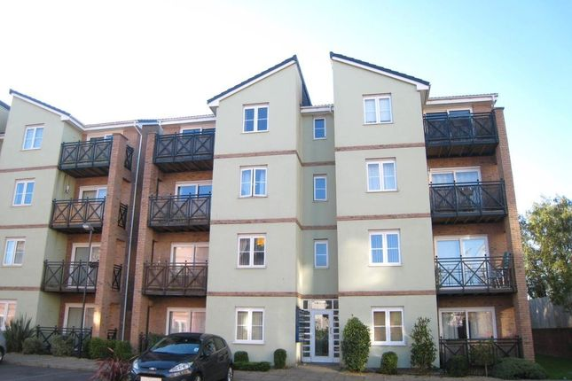 Thumbnail Flat to rent in Pentland Close, Llanishen