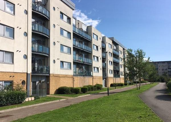 Thumbnail Flat to rent in Defence Close, London