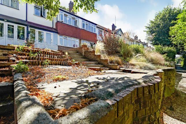 Front of Avondale High, Croydon Road, Caterham, Surrey CR3