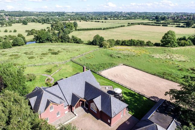 Thumbnail Detached house for sale in Burley Hill, Derby