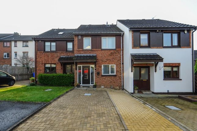 Thumbnail Terraced house for sale in Upper Malone Park, Belfast