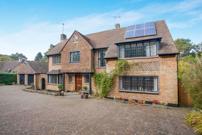Thumbnail Detached house for sale in Hadrian Way, Chilworth, Southampton, Hampshire