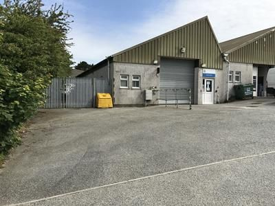 Thumbnail Light industrial to let in Unit 10c, Threemilestone Industrial Estate, Truro, Cornwall