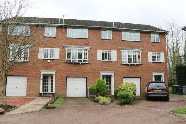 Thumbnail Town house for sale in Lynton Mews, Alderley Edge, Cheshire
