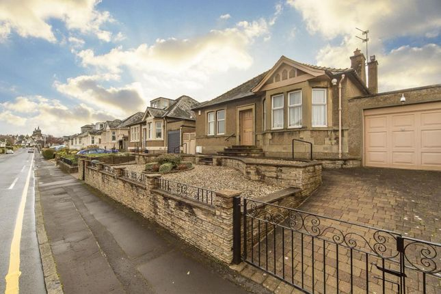 Thumbnail Detached bungalow for sale in 35 Belford Gardens, Ravelston