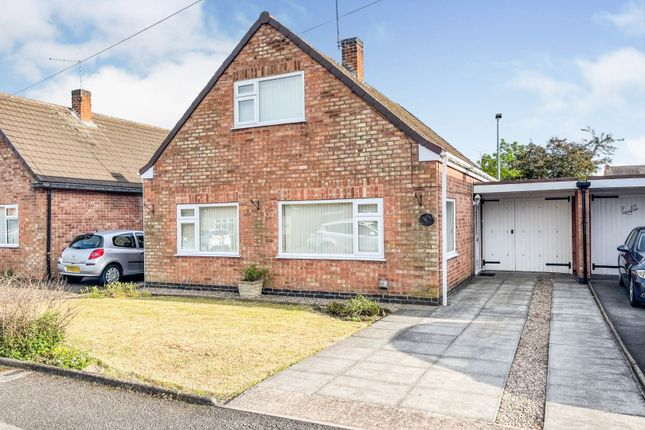 3 bed link-detached house for sale in Central Close, Whetstone, Leicester LE8