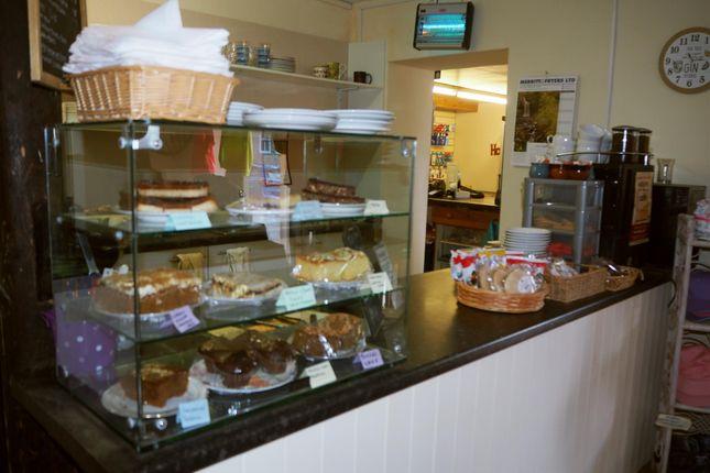 Thumbnail Restaurant/cafe for sale in Cafe & Sandwich Bars BD23, Malham, North Yorkshire