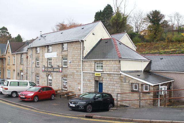Thumbnail Pub/bar for sale in Newchurch Road, Ebbw Vale