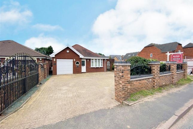 Thumbnail Detached bungalow for sale in Holly Lane, Cheslyn Hay, Walsall