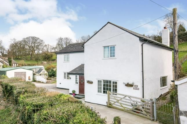 Thumbnail Detached house for sale in Moelfre, Abergele, Conwy, North Wales