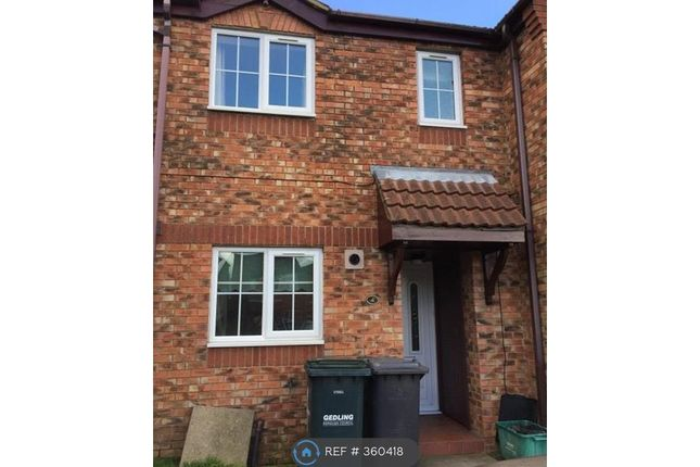 Thumbnail Terraced house to rent in Coppice Gate, Arnold, Nottingham