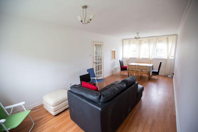 Living Room of Torriden Court, Coatbridge ML5