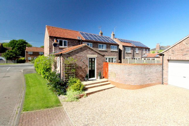 Thumbnail Detached house for sale in Main Street, Beeford, Driffield