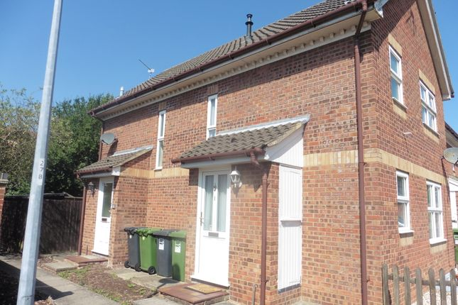 Thumbnail End terrace house to rent in Great Eastern Way, Fakenham