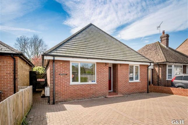 Thumbnail Detached bungalow for sale in Mead Road, Willesborough, Ashford
