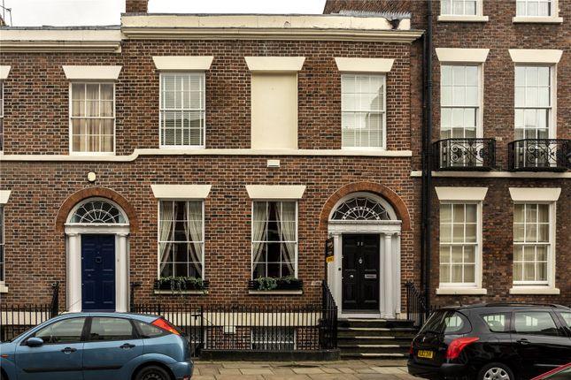 Thumbnail Terraced house for sale in Falkner Street, Liverpool, Merseyside