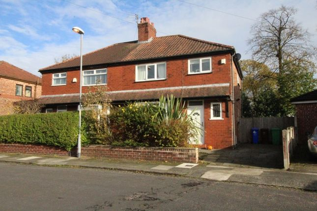 Thumbnail Semi-detached house to rent in Austin Drive, Didsbury, Manchester