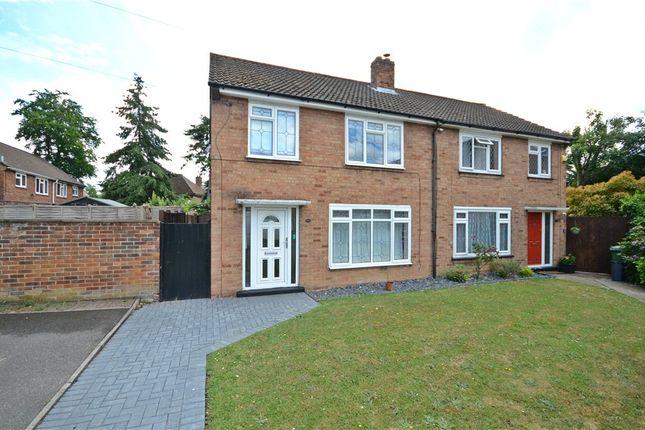 Semi-detached house for sale in Yorktown Road, Sandhurst, Berkshire