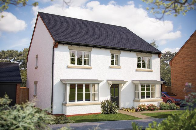 "Thumbnail Detached house for sale in ""The Winchester"" at Gable Mews, Salford Road, Bidford-On-Avon, Alcester"