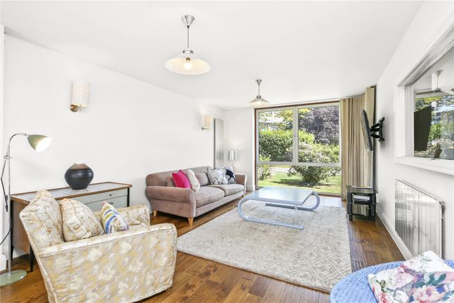Thumbnail Terraced house for sale in St. Hildas Close, Christchurch Avenue, London