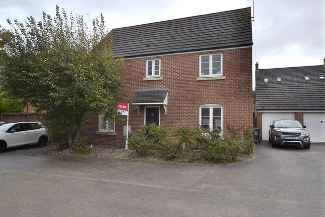 Thumbnail Detached house for sale in Shawbury Avenue Kingsway, Quedgeley, Gloucester
