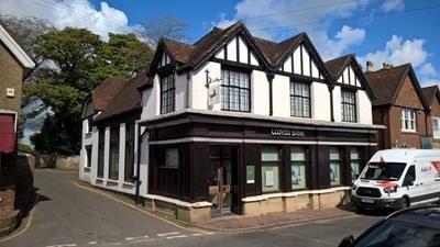 Thumbnail Retail premises for sale in Lloyds Bank, High Street, Wadhurst, Tunbridge Wells, Kent