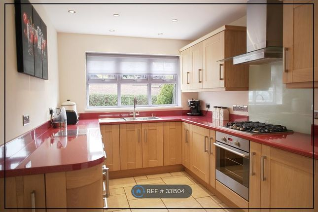 Thumbnail Detached house to rent in Princetown Close, Stoke-On-Trent