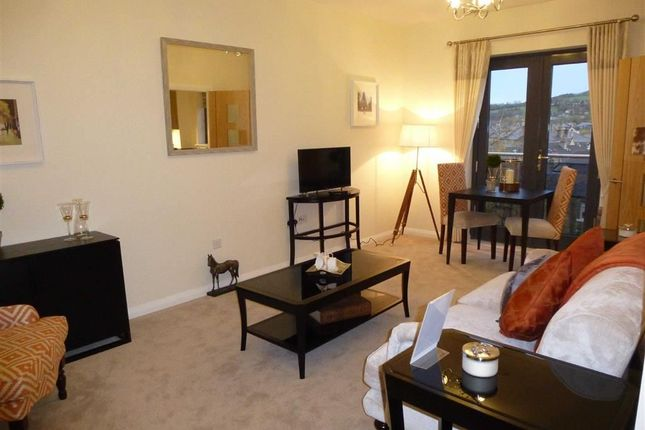 Thumbnail Flat for sale in Calico Court, Glossop, High Peak