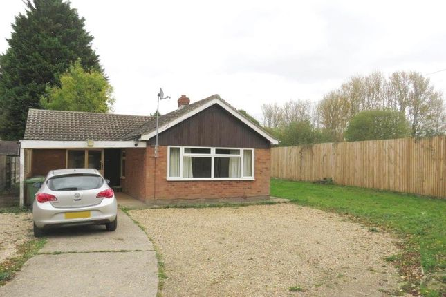 Thumbnail Detached bungalow for sale in High Street, Meldreth, Royston