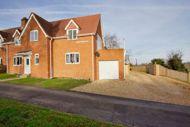 Thumbnail Semi-detached house for sale in Southside Cottages, Longstock