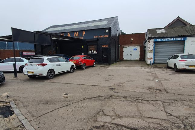 Thumbnail Warehouse to let in Salford Trading Estate, Salford Street, Birmingham