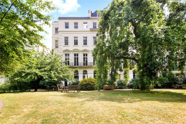 Thumbnail Flat to rent in Stanley Gardens, London