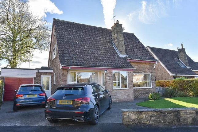 Thumbnail Detached bungalow to rent in The Coppice, Bishopthorpe, York