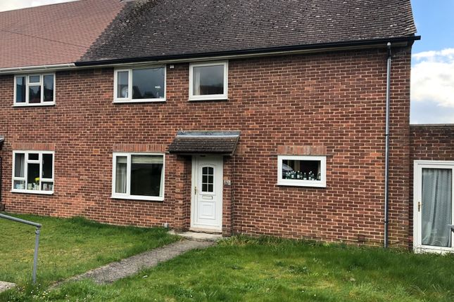 Thumbnail Semi-detached house to rent in Addison Close, Winchester