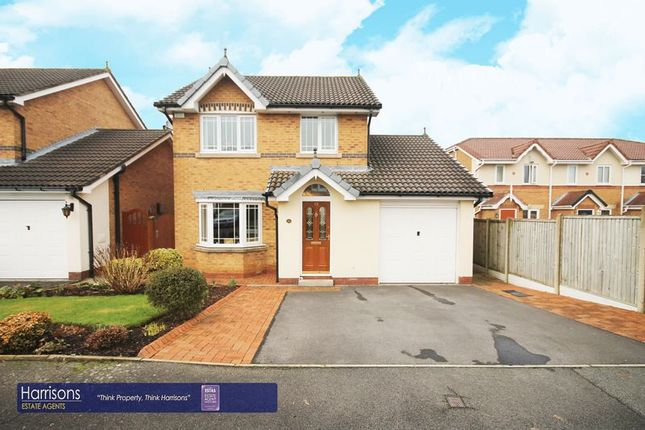 3 bed detached house for sale in Newstead Drive, Middle Hulton, Bolton, Lancashire.