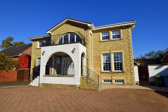 Thumbnail Detached house for sale in Ashley Drive, Bothwell, Glasgow