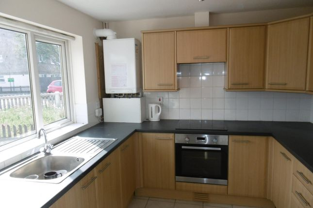 Thumbnail Terraced house to rent in Saxton Close, Beeston