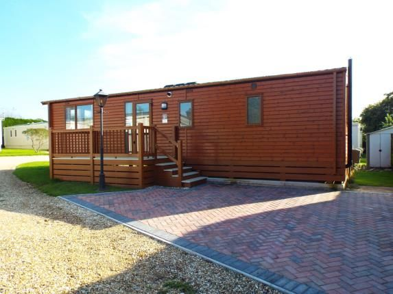 2 bed mobile/park home for sale in Sidmouth Road, Rousdon, Lyme Regis