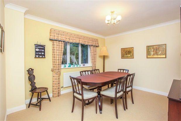Dining Room of Flag Lane, Heath Charnock, Chorley PR6