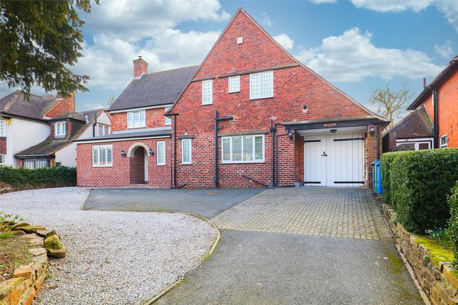 5 bed detached house for sale in Ashgate Road, Chesterfield S40